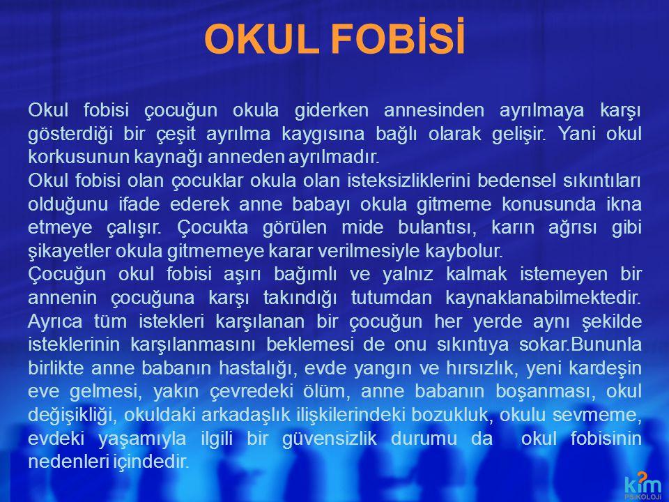 OKUL FOBİSİ