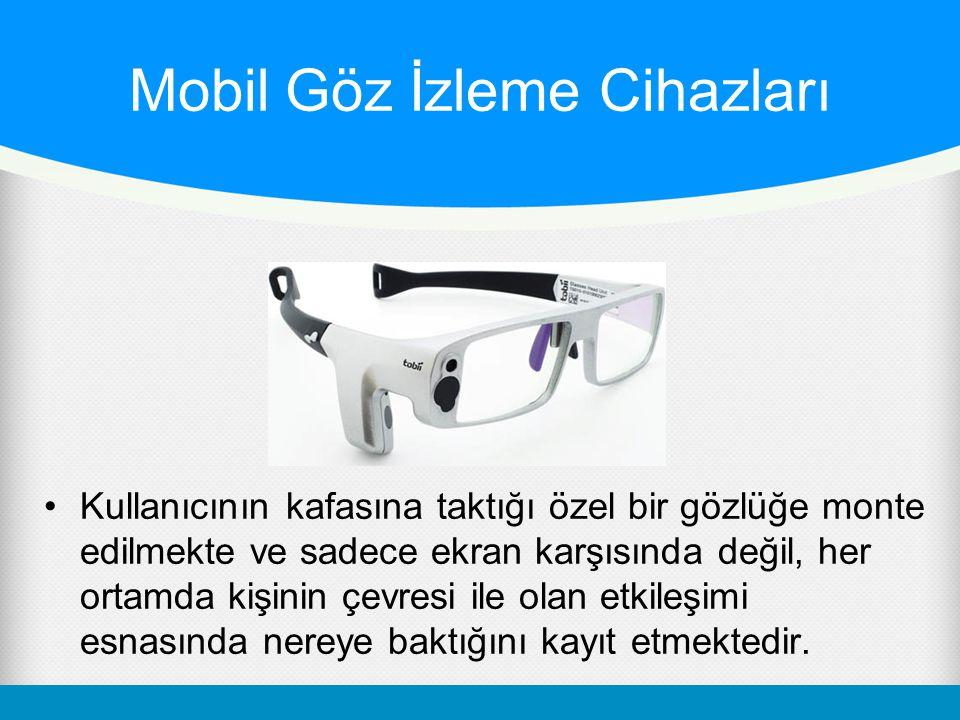 Mobil Göz İzleme Cihazları