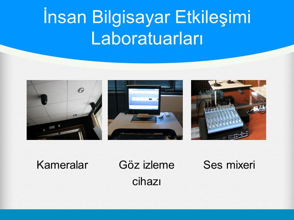 İnsan Bilgisayar Etkileşimi Laboratuarları