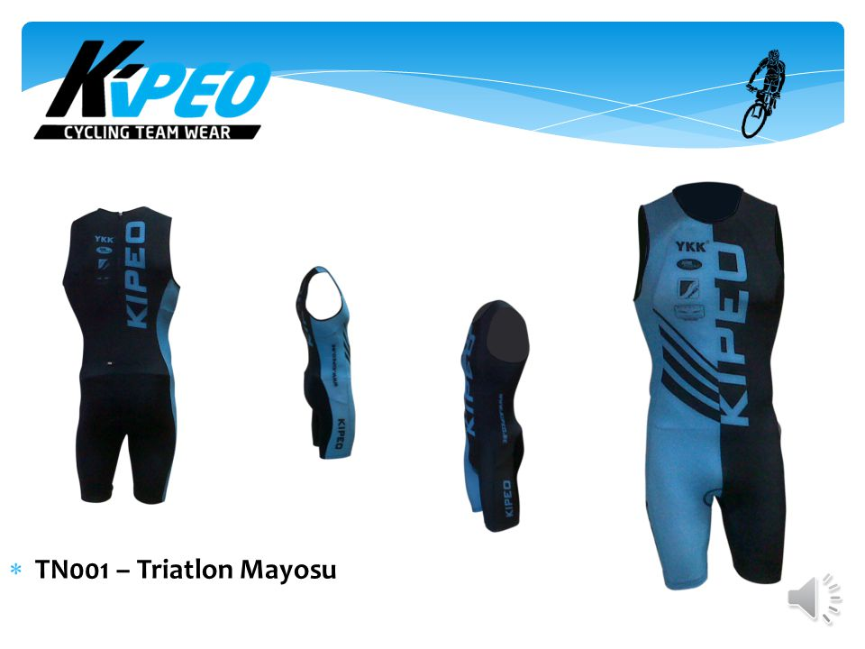 TN001 - TRİATLON MAYOSU TN001 – Triatlon Mayosu