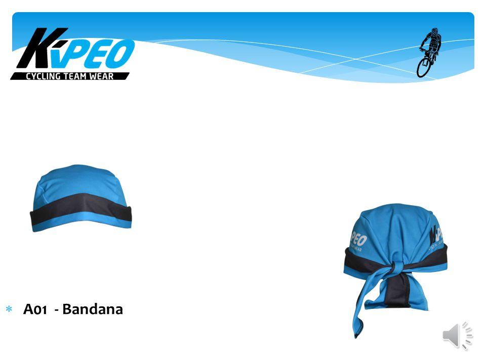 A01 - BANDANA A01 - Bandana