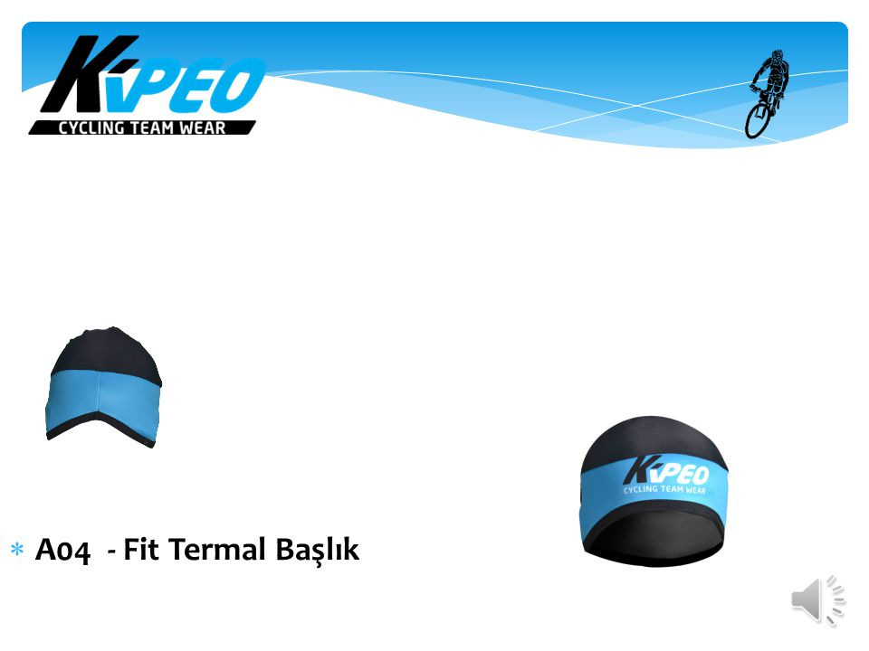 A04 - FIT TERMAL BAŞLIK A04 - Fit Termal Başlık