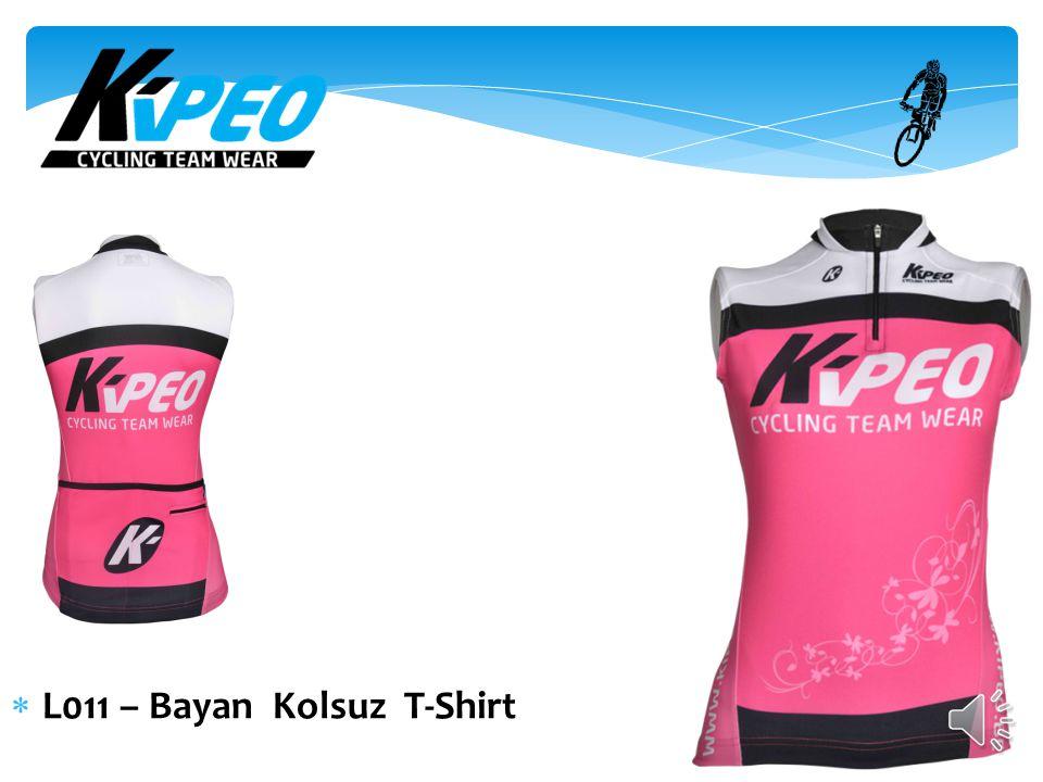 L011 – Bayan Kolsuz T-Shirt