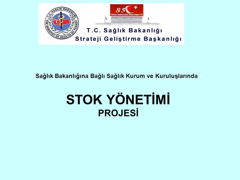 Sağlık Bakanlığına Bağlı Sağlık Kurum ve Kuruluşlarında