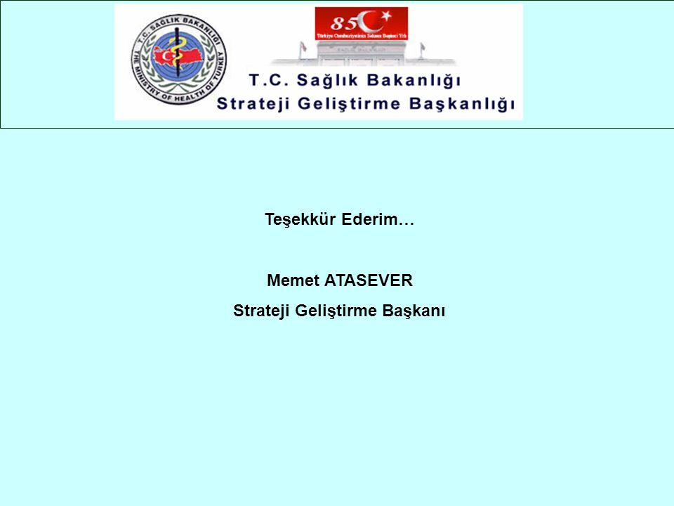 Strateji Geliştirme Başkanı