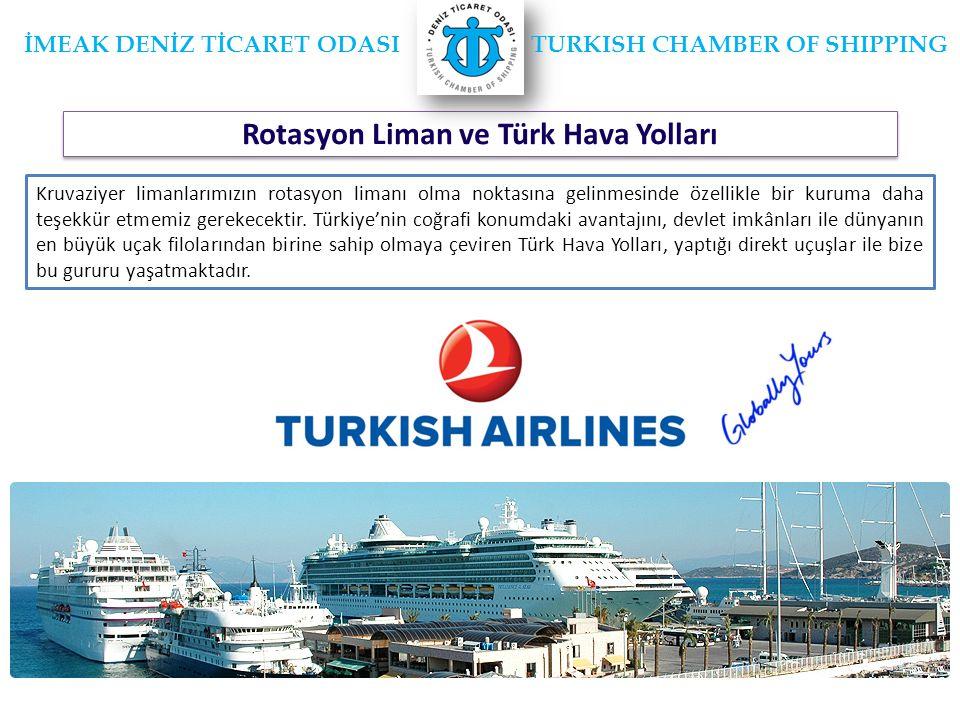 Rotasyon Liman ve Türk Hava Yolları