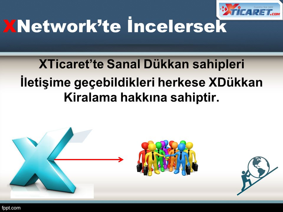 XNetwork'te İncelersek