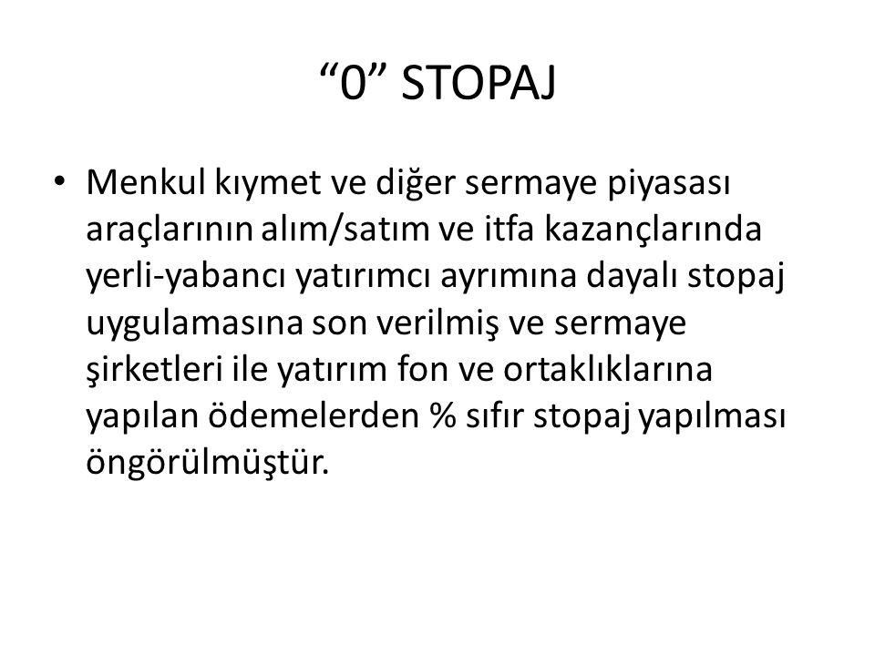 0 STOPAJ