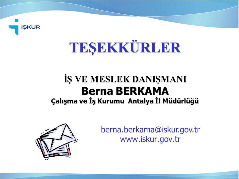 Çalışma ve İş Kurumu Antalya İl Müdürlüğü