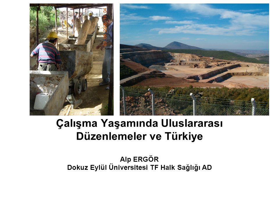 Çalışma Yaşamında Uluslararası Düzenlemeler ve Türkiye