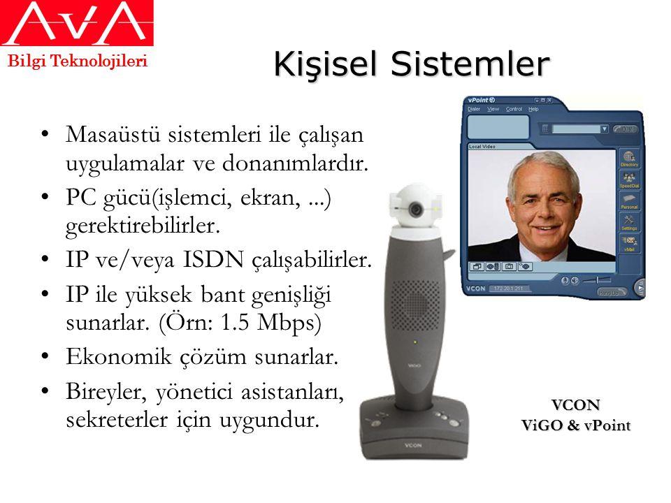 Kişisel Sistemler Bilgi Teknolojileri. Masaüstü sistemleri ile çalışan uygulamalar ve donanımlardır.