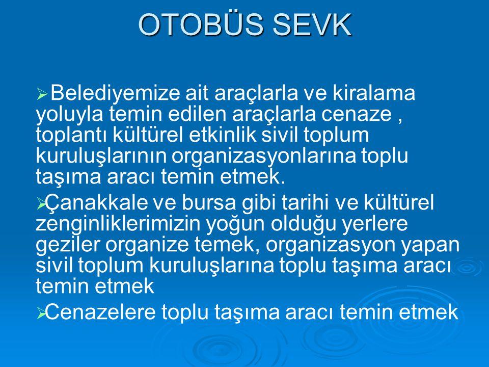 OTOBÜS SEVK