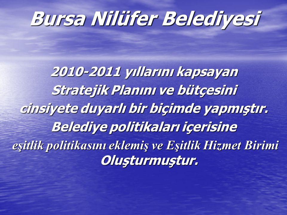 Bursa Nilüfer Belediyesi