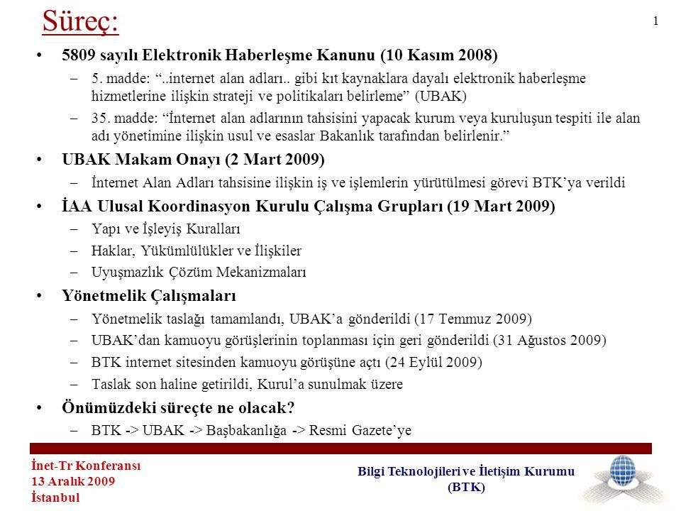 Bilgi Teknolojileri ve İletişim Kurumu (BTK)