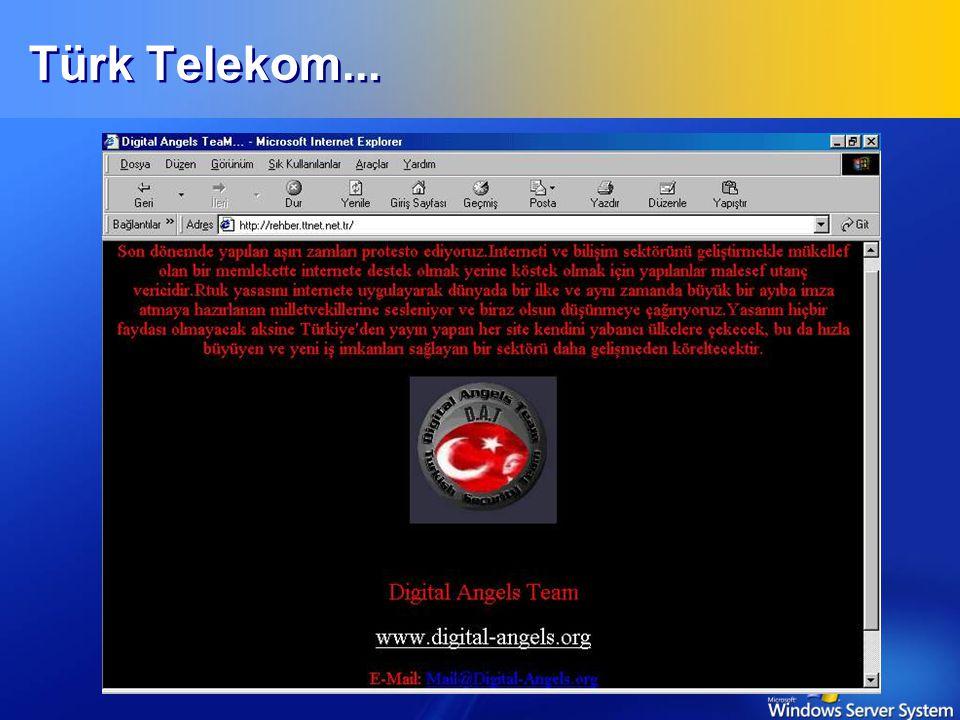 Türk Telekom...