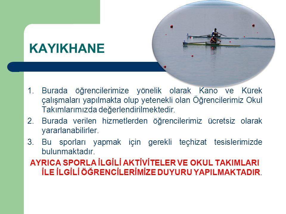KAYIKHANE