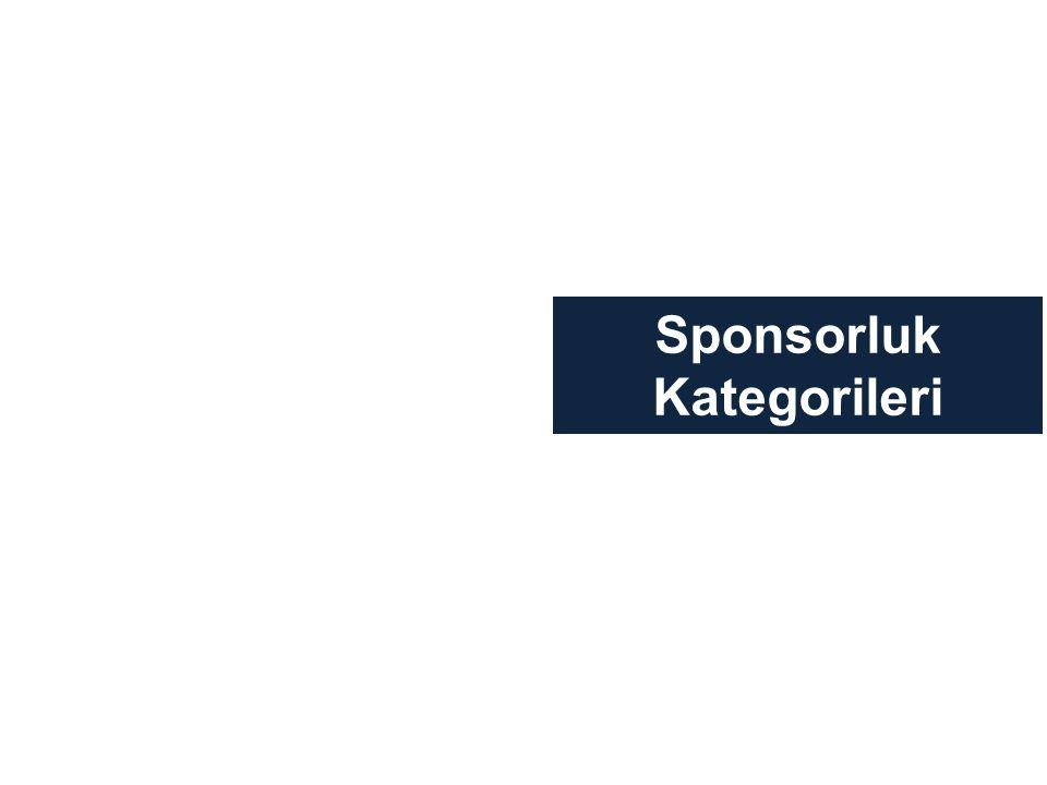 Sponsorluk Kategorileri