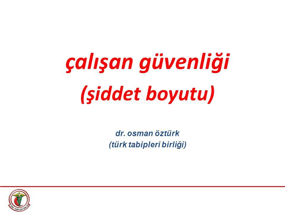 (türk tabipleri birliği)