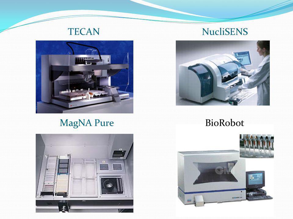TECAN NucliSENS MagNA Pure BioRobot