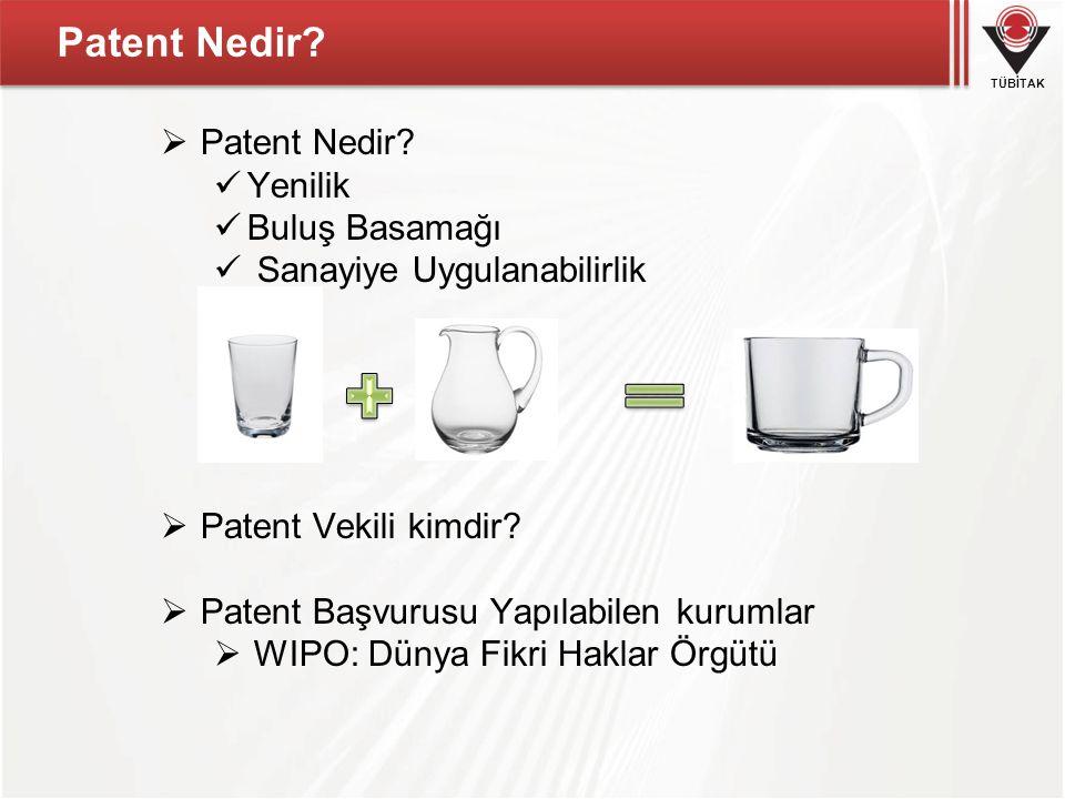 Patent Nedir Patent Nedir Yenilik Buluş Basamağı