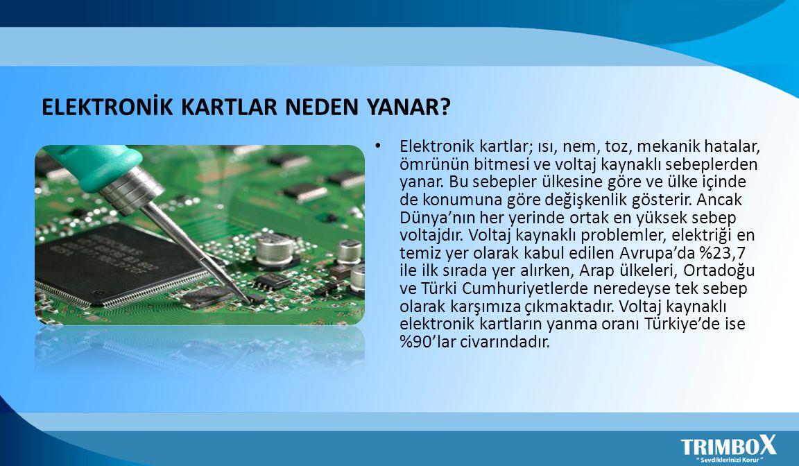 ELEKTRONİK KARTLAR NEDEN YANAR
