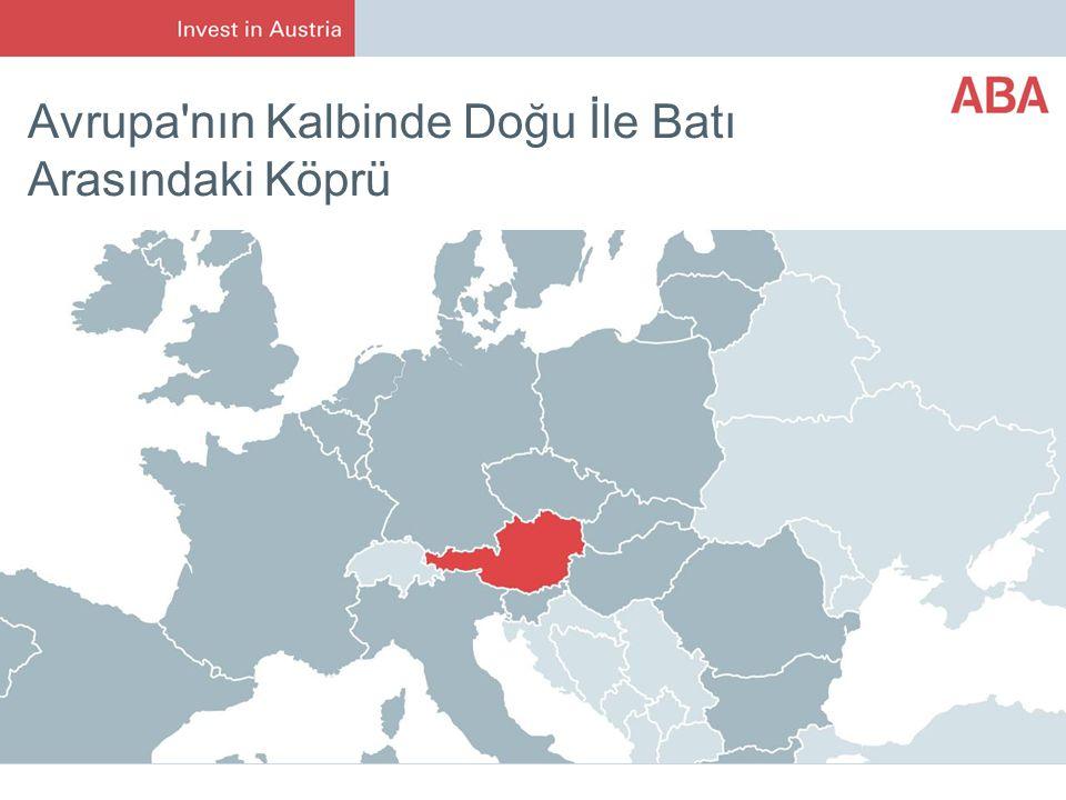 Avrupa nın Kalbinde Doğu İle Batı Arasındaki Köprü