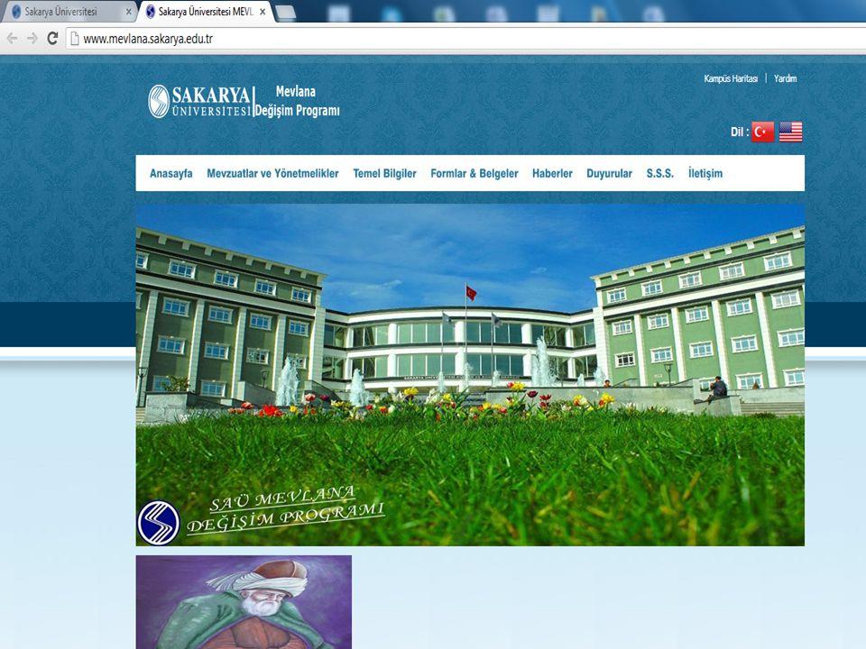 www. mevlana. yok. gov. tr mevlana@yok. gov. tr www. mevlana. sakarya