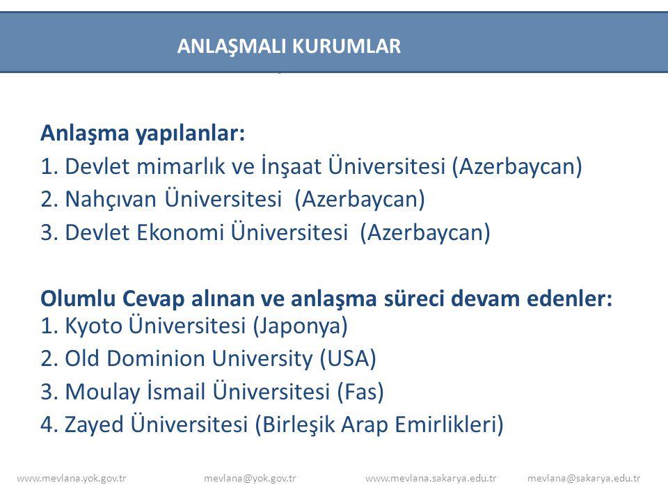 1. Devlet mimarlık ve İnşaat Üniversitesi (Azerbaycan)