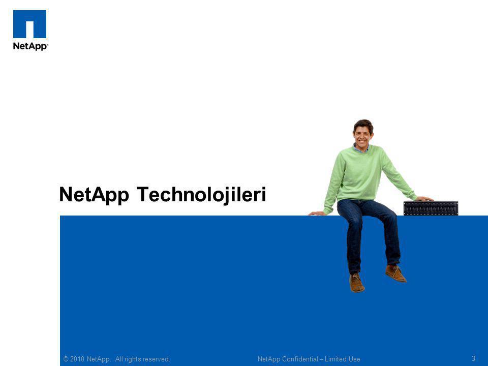 NetApp Technolojileri