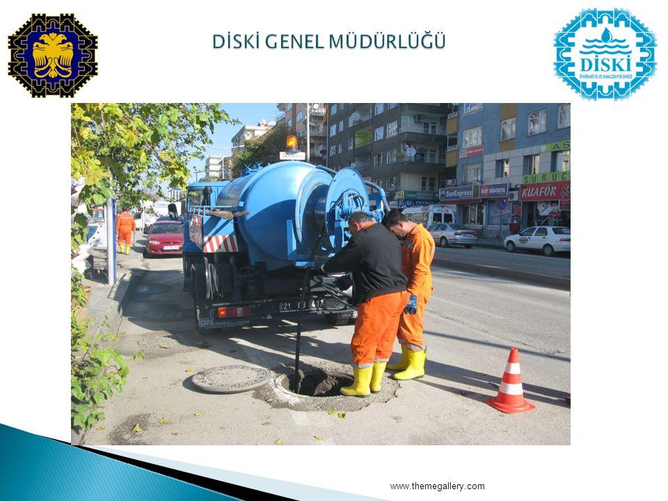 DİSKİ GENEL MÜDÜRLÜĞÜ www.themegallery.com