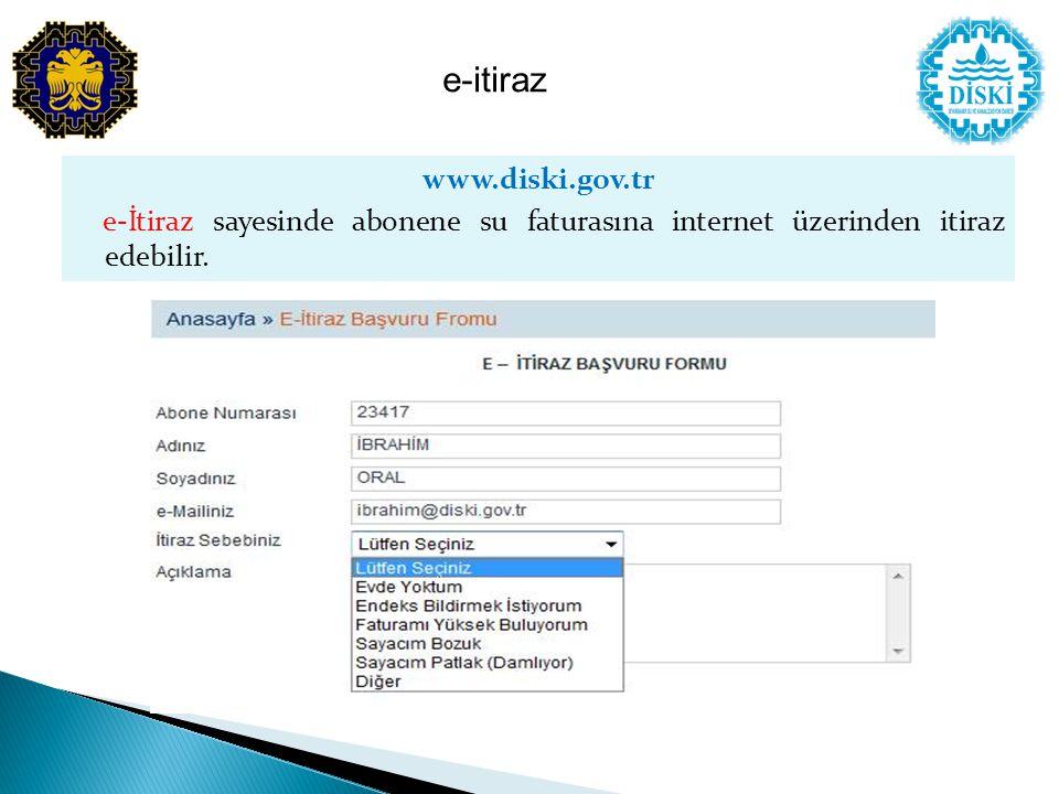e-itiraz www.diski.gov.tr