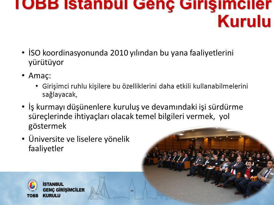 TOBB İstanbul Genç Girişimciler Kurulu