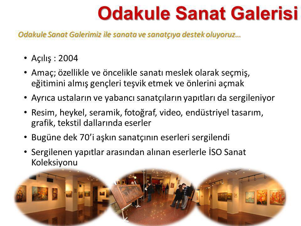 Odakule Sanat Galerisi