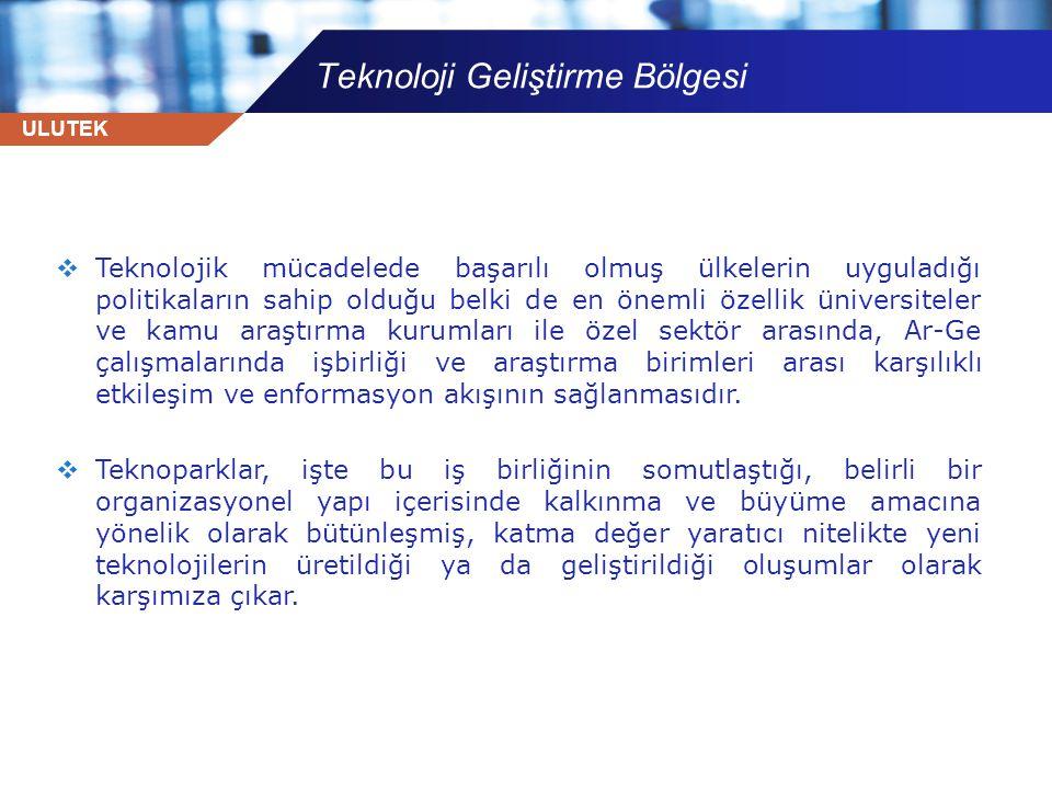 Teknoloji Geliştirme Bölgesi