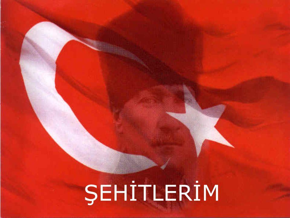ŞEHİTLERİM