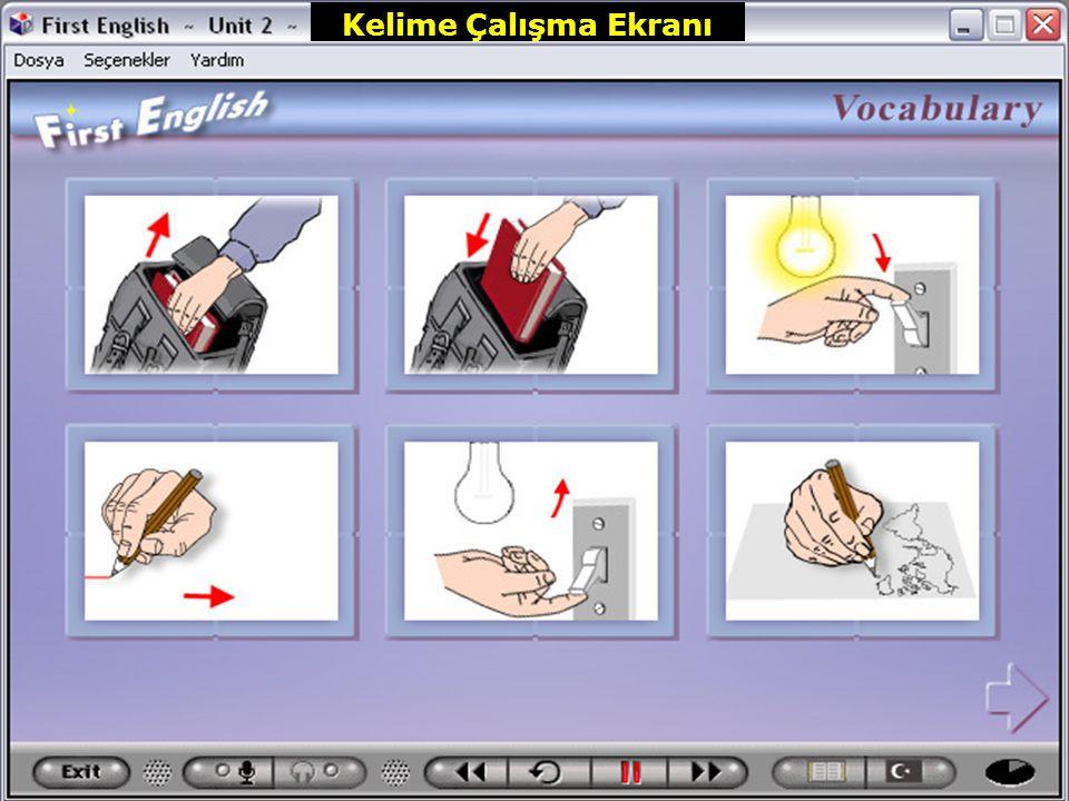 Kelime Çalışma Ekranı DYNED' in AMACI NEDİR www.edremit75yilio.k12.tr