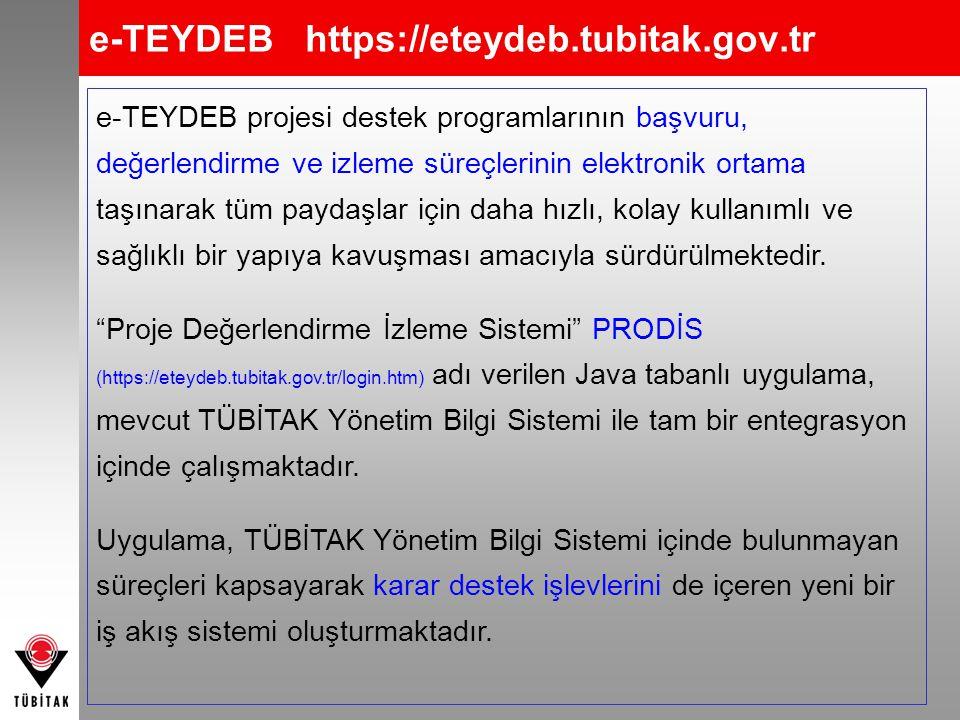 e-TEYDEB https://eteydeb.tubitak.gov.tr