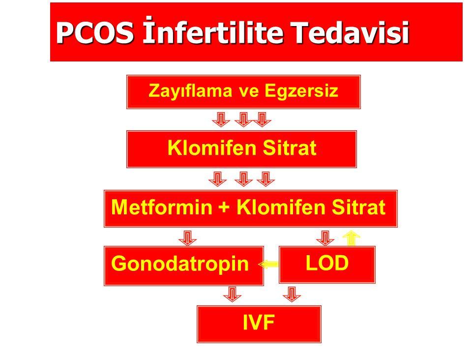 PCOS İnfertilite Tedavisi