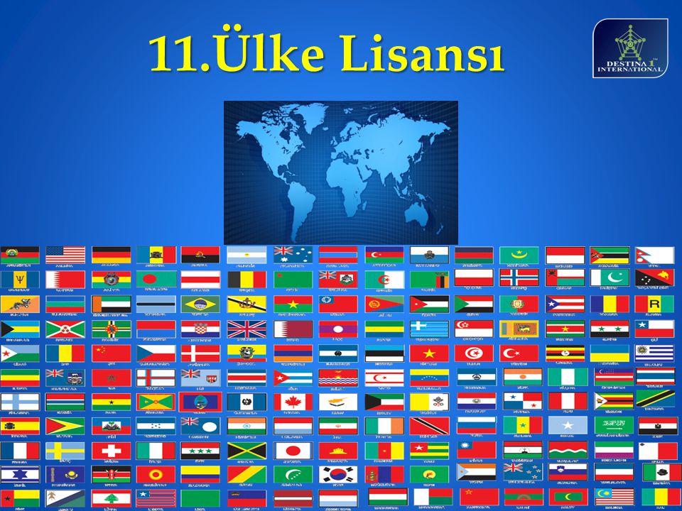 11.Ülke Lisansı