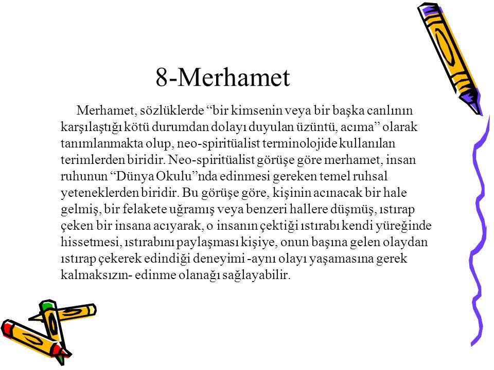 8-Merhamet