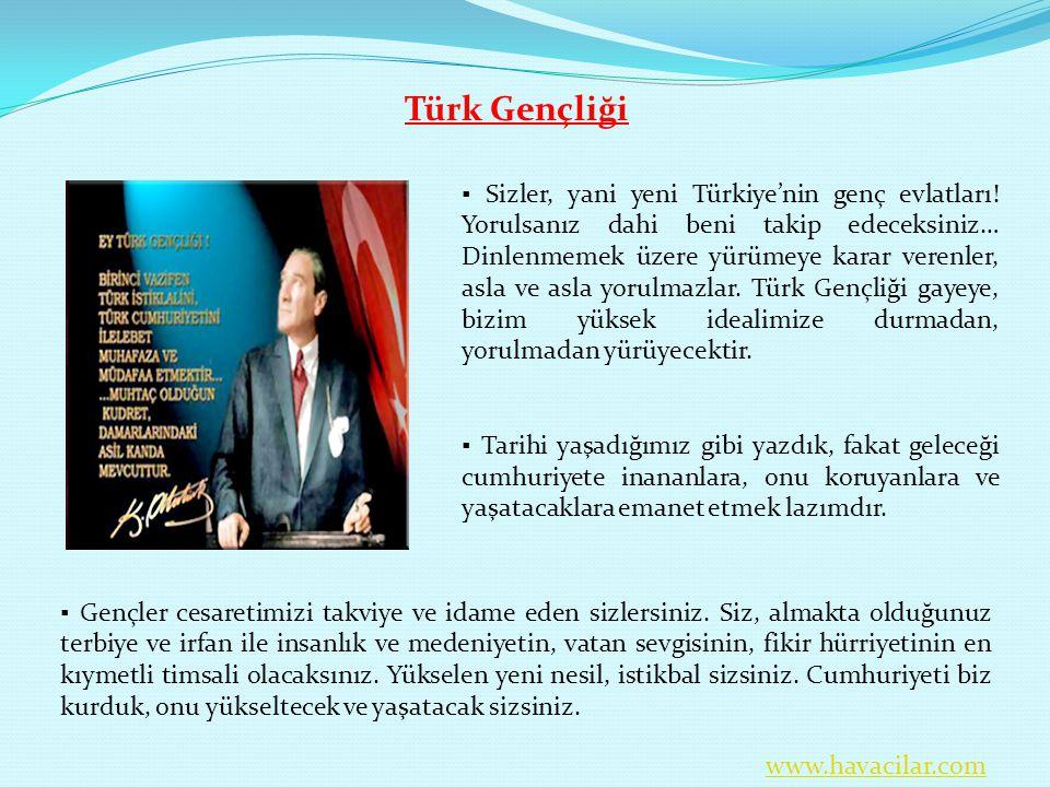Türk Gençliği.