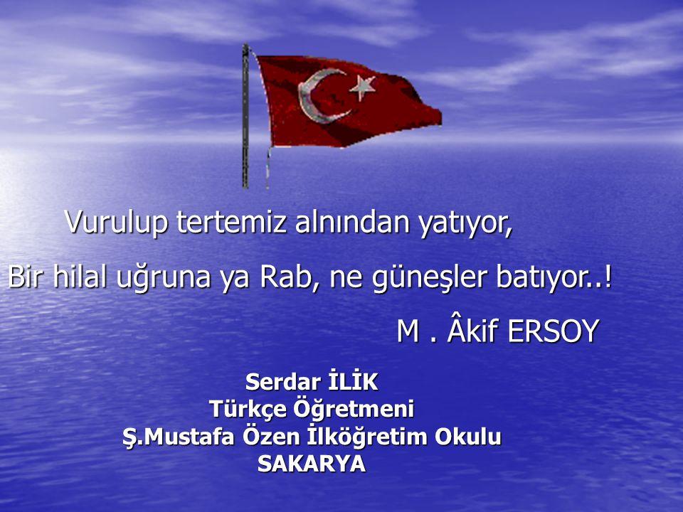 Ş.Mustafa Özen İlköğretim Okulu