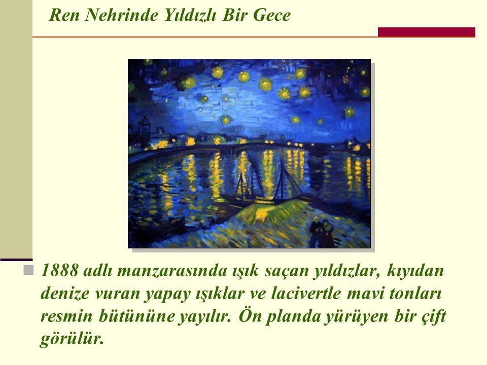 Ren Nehrinde Yıldızlı Bir Gece