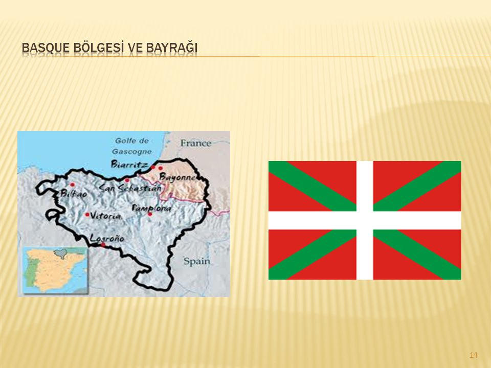 Basque bölgesİ ve bayrağI