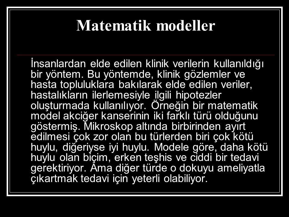 Matematik modeller