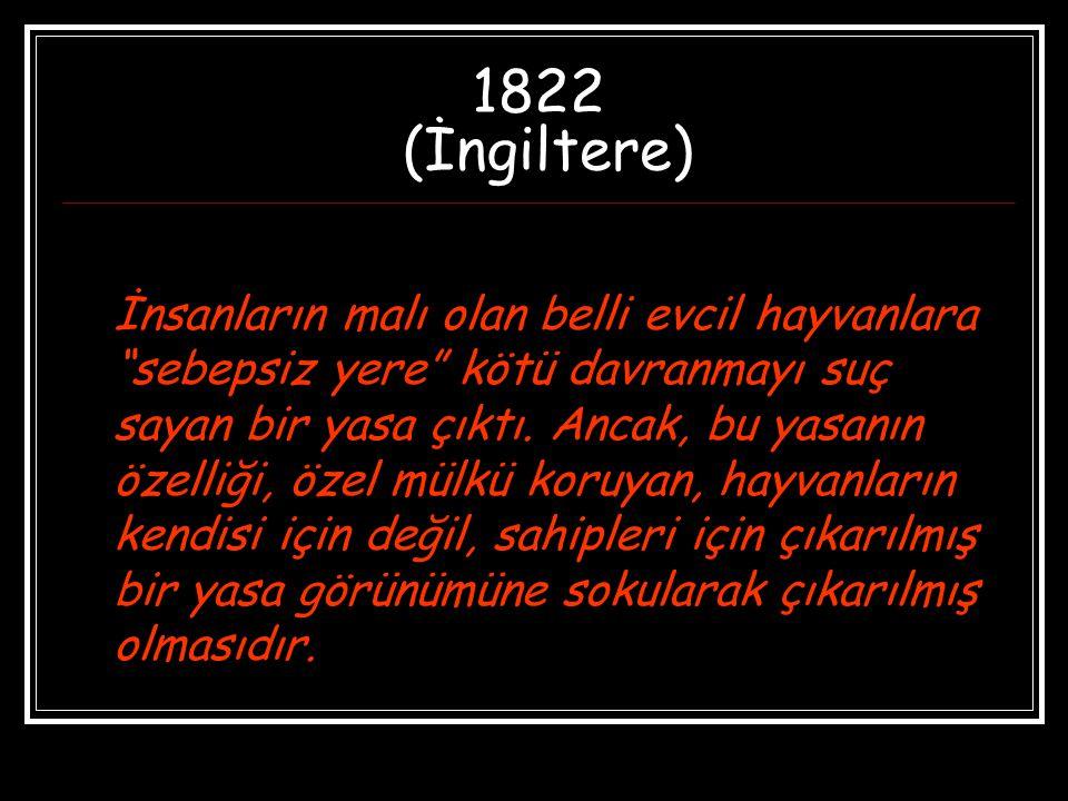 1822 (İngiltere)