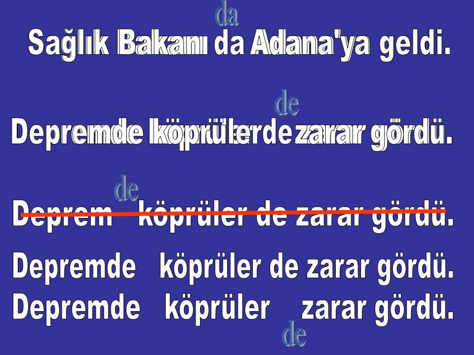 Sağlık Bakanı Adana ya geldi. Sağlık Bakanı da Adana ya geldi.