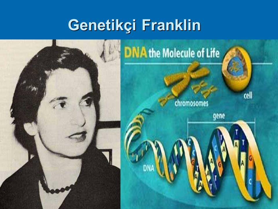 Genetikçi Franklin
