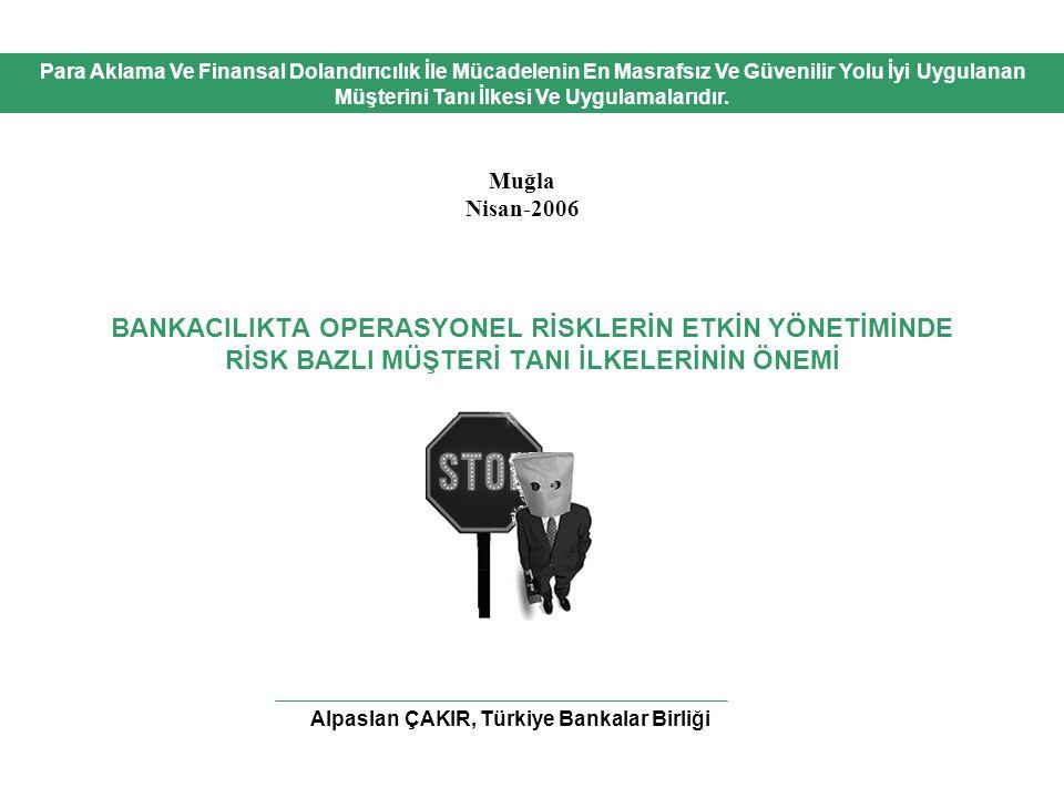 Alpaslan ÇAKIR, Türkiye Bankalar Birliği