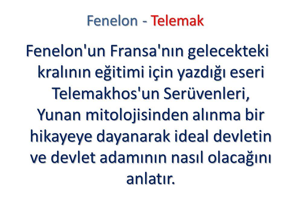 Fenelon - Telemak
